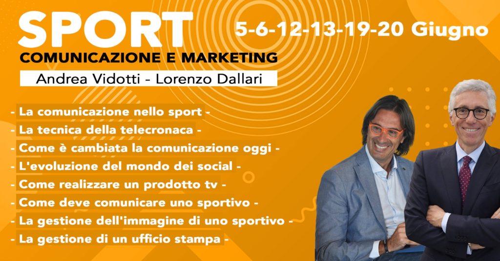 Sport - Comunicazione e Marketing - Giugno 2020