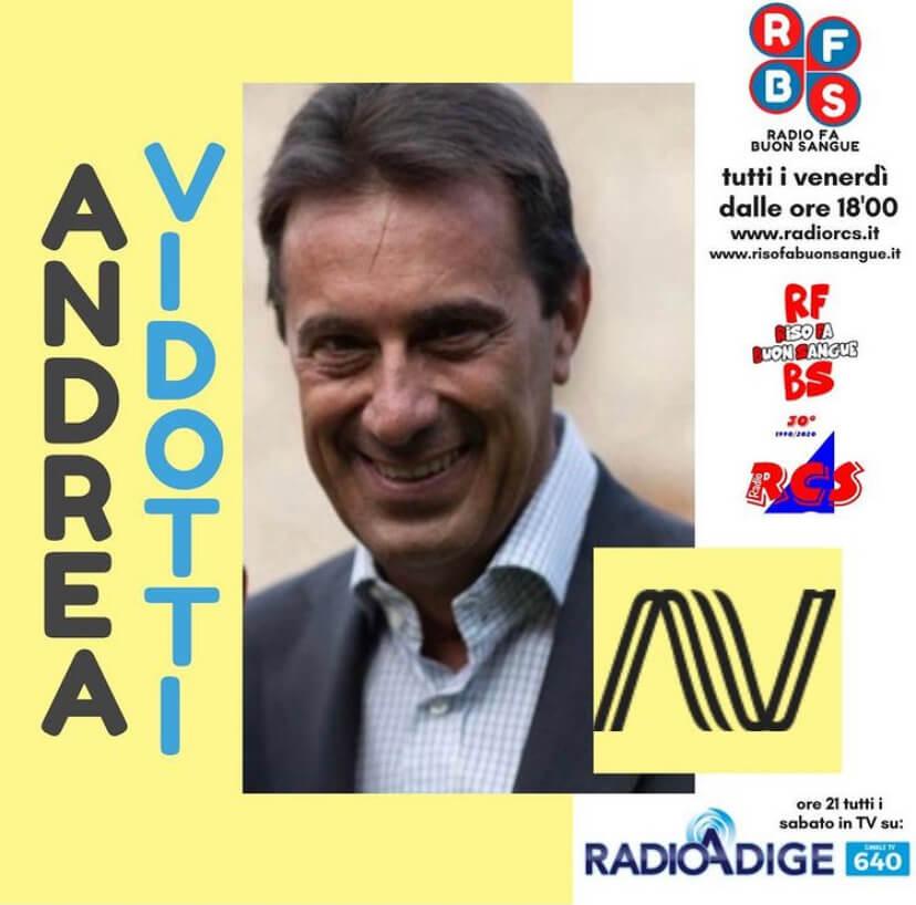 Intervista Radio RCS