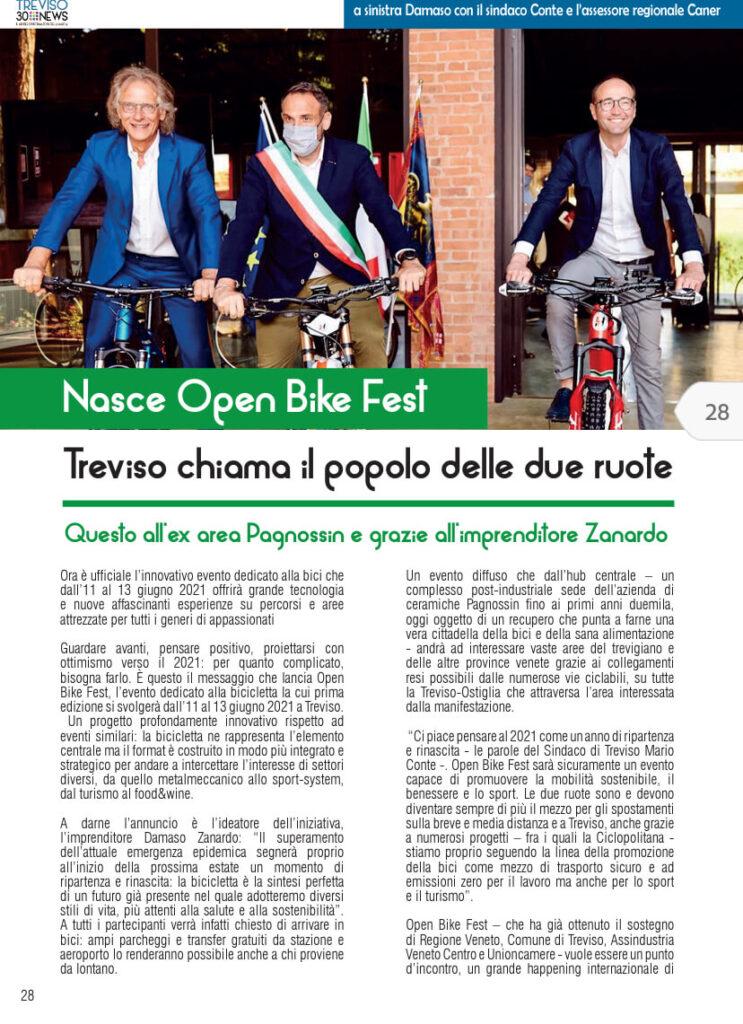 Nasce Open Bike Fest