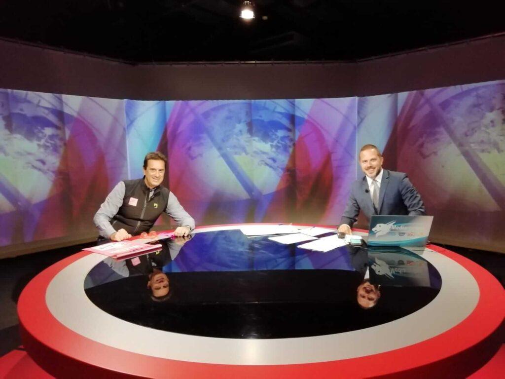 Intervista Antenna 3